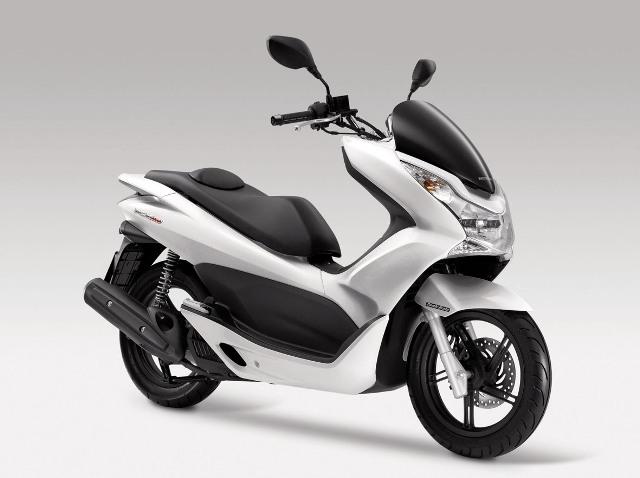 Com o scooter, não tem crise