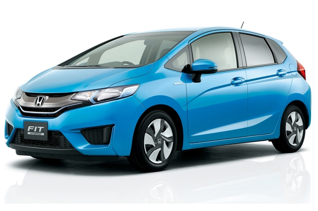 Honda-Fit-Hybrid