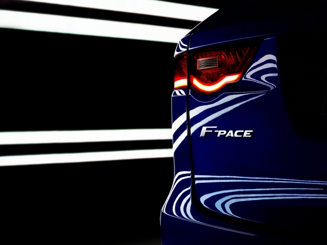 F-Pace: o novo utilitário pequeno da Jaguar