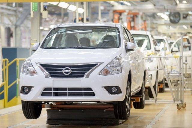 Nissan já produz o Versa com motor 1.0 três cilindros