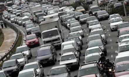 Brasil tem 41,5 milhões de veículos