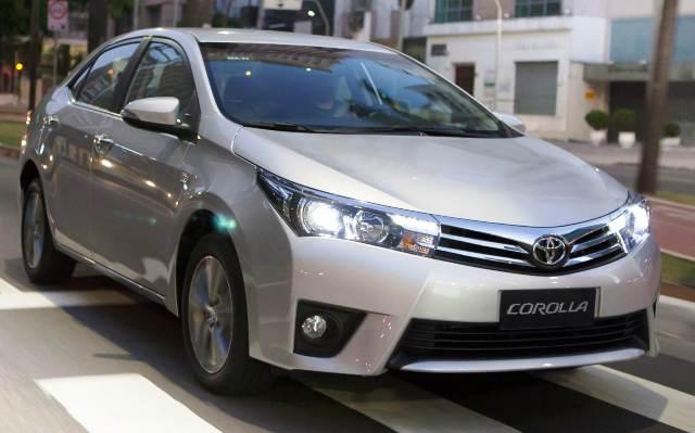 Toyota vence briga com Volkswagen e é a líder mundial