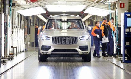 O Volvo mais moderno do mundo está chegando