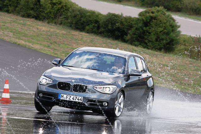 BMW começa a produzir o Série 1 no Brasil