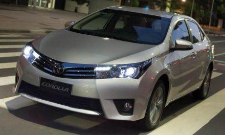 Toyota passa Hyundai em dezembro