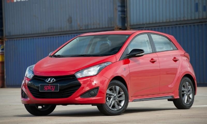 Hyundai HB20 é líder na quinzena e HR-V chega arrebentando