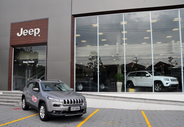 Com 5,5% das vendas, Jeep passa a Honda