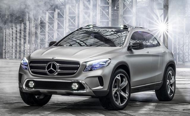 Fábrica Mercedes-Benz nasce com capacidade para 20 mil carros