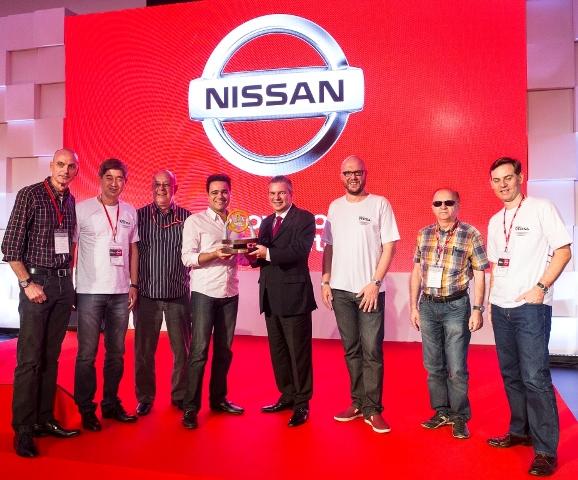 Nissan_Premiação1