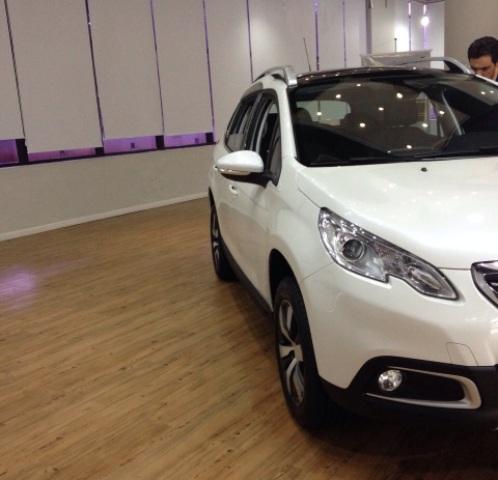 Já em produção, Peugeot 2008 chega em abril