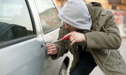 Bolsa é o item mais roubado dos carros