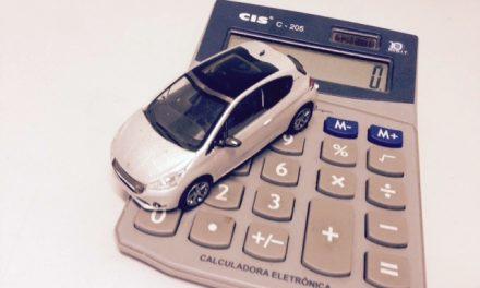 Cai 13,1% o número de financiamentos de veículos