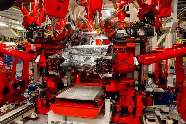 A indústria brasileira rumo a 2030