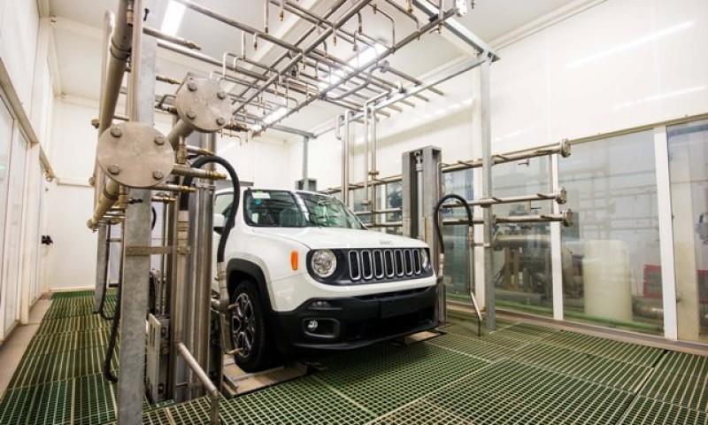 Fábrica de Goiana é a primeira após união Fiat-Chrysler