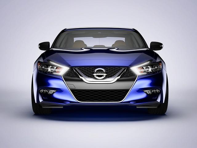 Maxima é a estrela da Nissan no Salão de Nova York