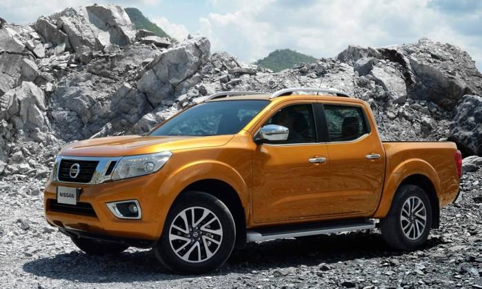 Nissan produzirá picape na Argentina