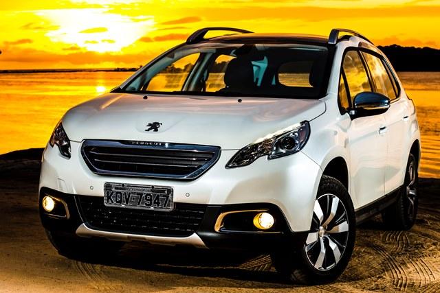 """Com o 2008, Peugeot quer voltar entre as """"dez mais"""""""