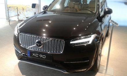 Exclusivo: conheça o novo Volvo XC90