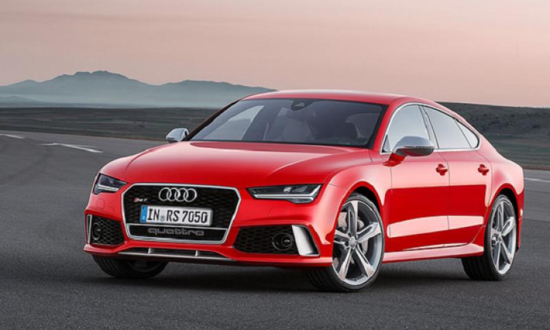 Linha esportiva da Audi tem duas novas versões RS