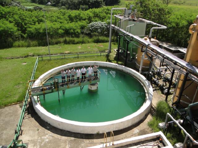 Moda em SP, reúso de água é praxe na indústria