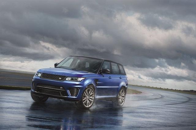 O Land Rover mais rápido da história