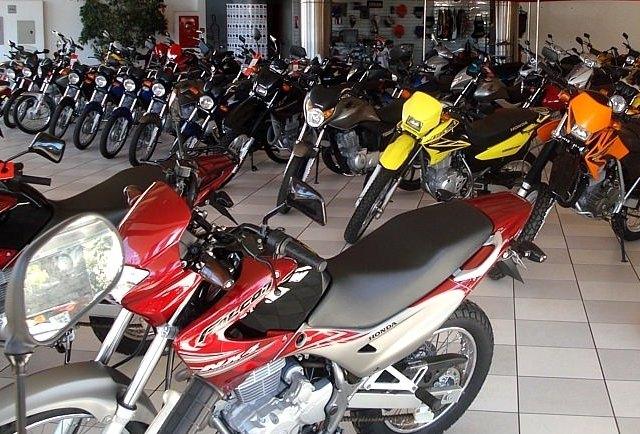 Revenda de motos