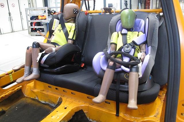 Indústria não tem solução para salvar bebê esquecido no carro