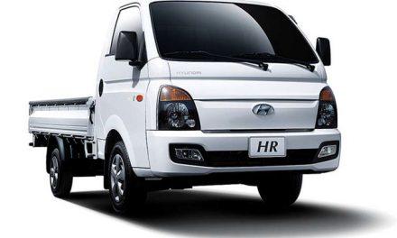 Hyundai HR é o utilitário de carga com maior valor de revenda