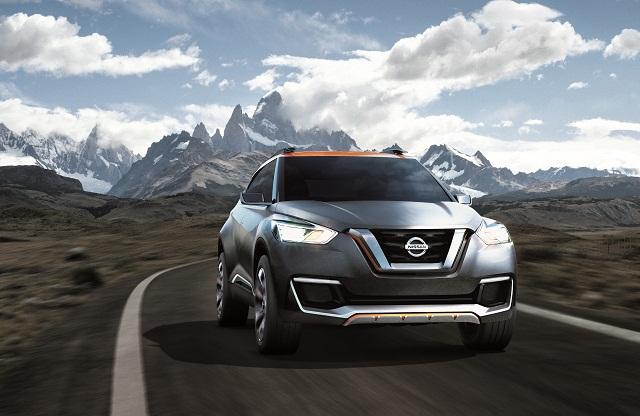 Conceito Nissan Kicks estará em Buenos Aires
