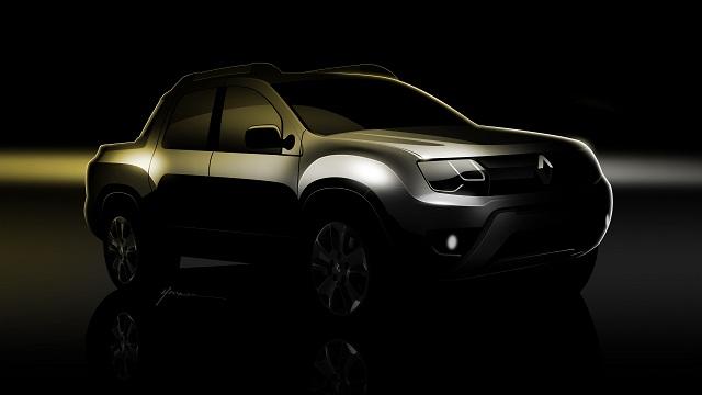 Picape Renault será lançada em Buenos Aires