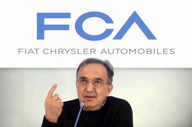 Marchionne anuncia o fim do diesel