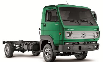 VW Delivery 5.150 é o pesado com maior valor de revenda