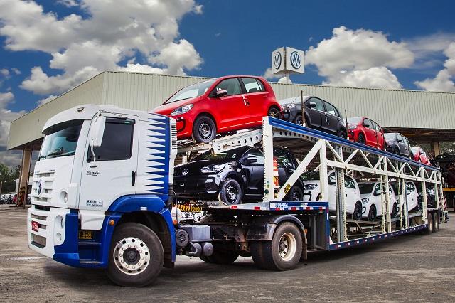 Volkswagen garante que retoma o 3º lugar