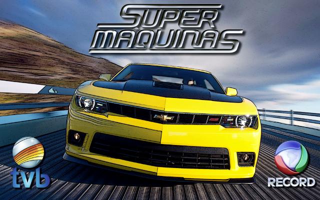 Programa Super Máquinas estréia na Record Campinas