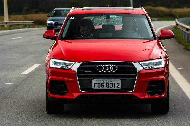 Audi conquista os ricos com carros mais baratos