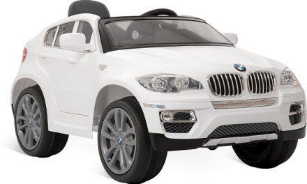 BMW, Audi, Mercedes e GM elétricos. Para crianças
