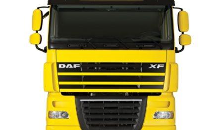 Extrapesado da DAF ganha motor mais potente