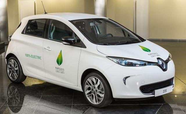 Novo motor do Zoe elétrico ganha mais autonomia