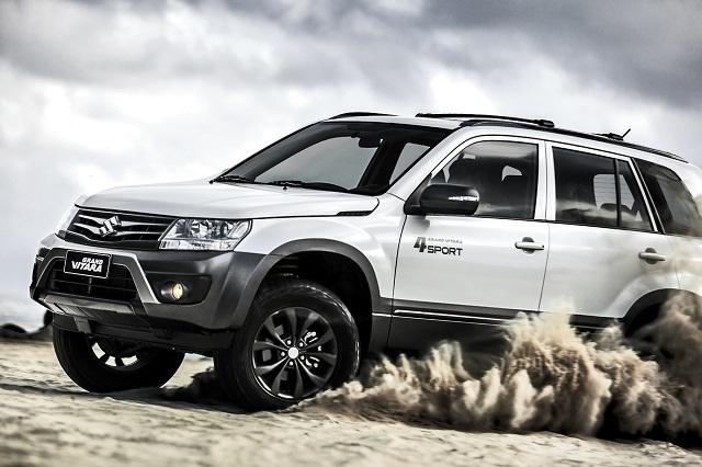 Suzuki lança nova versão do Grand Vitara