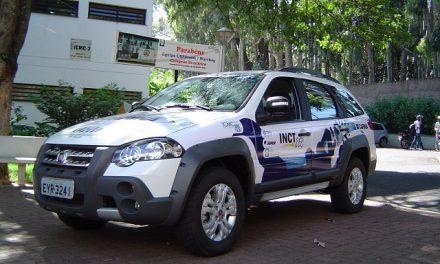 Carro sem motorista será táxi em São Carlos
