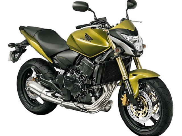Hornet é a moto mais procurada no mercado de usadas