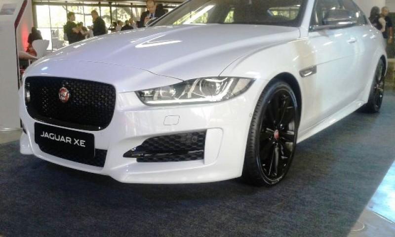 XE chega para dobrar as vendas da Jaguar