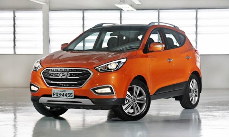 Hyundai iX35 muda para ampliar a liderança