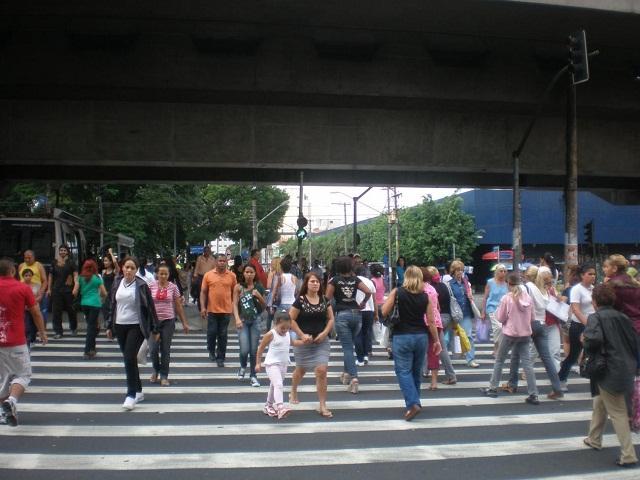 Proteção ao pedestre é prioridade para 2017