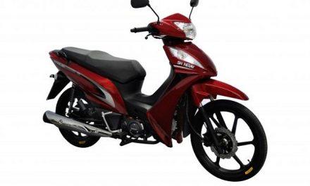Shineray passa a Yamaha e é a segunda mais vendida