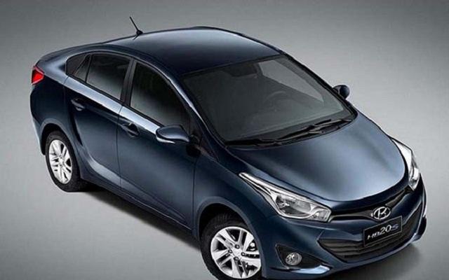 Hyundai tem dois carros entre os dez mais