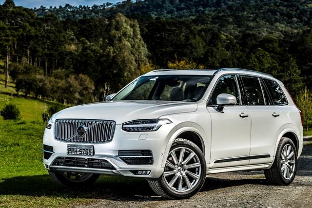 Linha XC cresce, mas Volvo perde mercado
