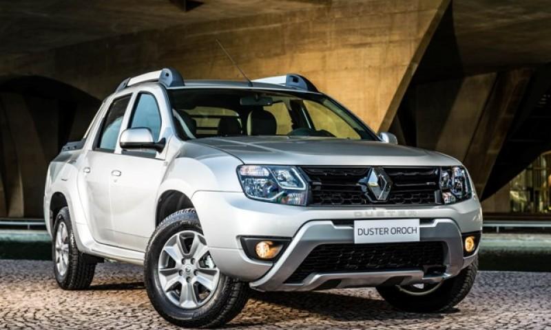 Renault inova com a Oroch