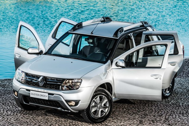 Renault Duster Oroch Dynamique (4)