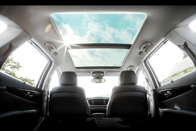 Sorento Panorama sunroof